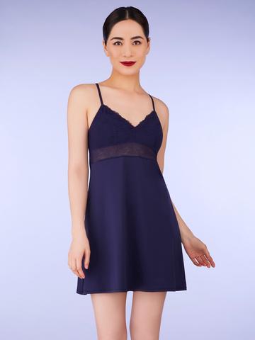 Perfect Lace Halter Slip LN4998