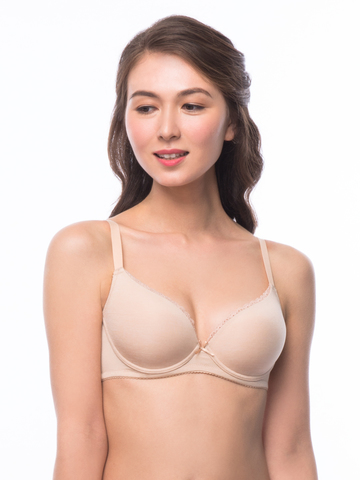 Cotton Fit T-shirt Bra TB3015