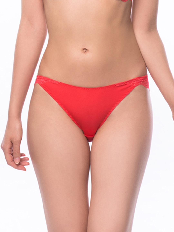 Lace Border Bikini LP4749